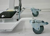 VANCARE® Vanderlift™ 450 free moving castors