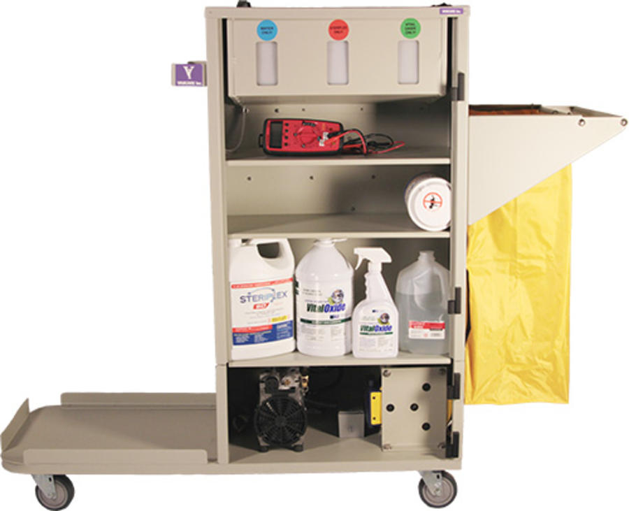 Electrostatic Spray Mop Cart - Vancare, Inc.